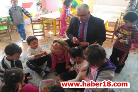 Çankırı İl Milli Eğitim Müdürü Okulları Gezdi