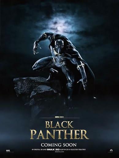 Sức Mạnh Báo Đen - Black Panther