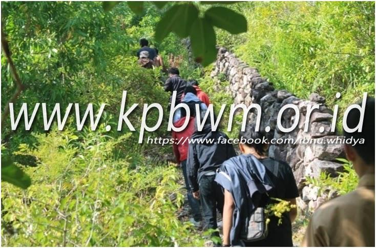 batu pagar ladang petani adolang pamboang