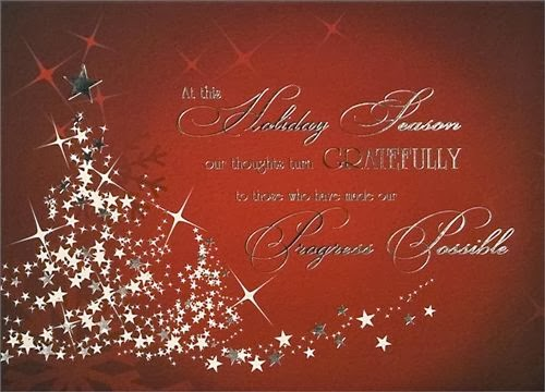 best custom christmas cards for business 2014 - Custom Christmas Cards For Business