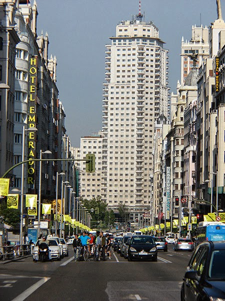 Previo Fiesta de la Bici de Madrid, sábado 3 de octubre 2015