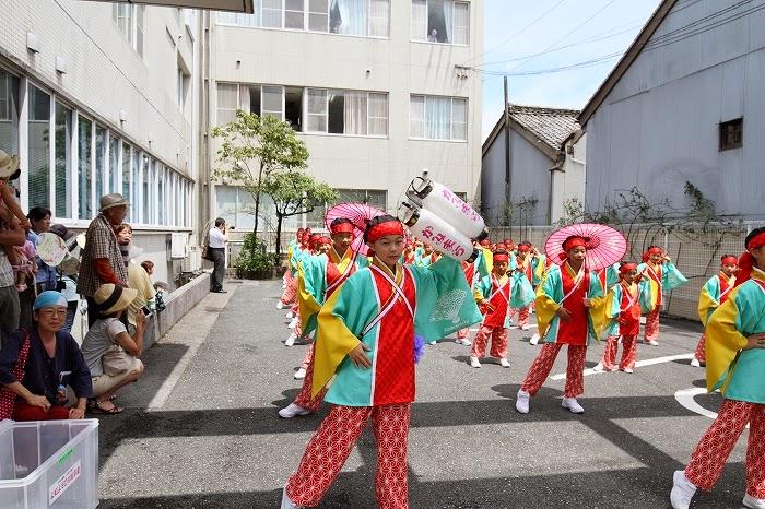 第61回よさこい祭り☆本祭2日目・川村病院3☆上2目0658