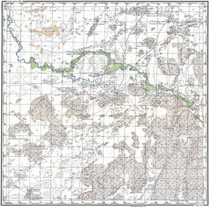 Map 100k--l41-008--(1957)