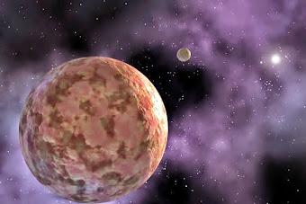 Image of Dwarf planet Sedna