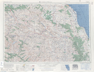 Thumbnail U. S. Army map nk38-6