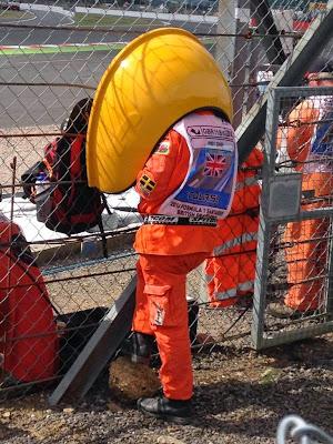 увеличитель громкости двигателей от маршала Сильверстоуна на Гран-при Великобритании 2014