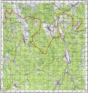 Map 100k--m35-020--(1988)