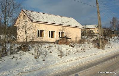продам дом в Пушкинском заповеднике