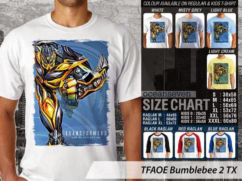 KAOS film Transformers Bumblebee 2 Transformers Age of Extinction distro ocean seven