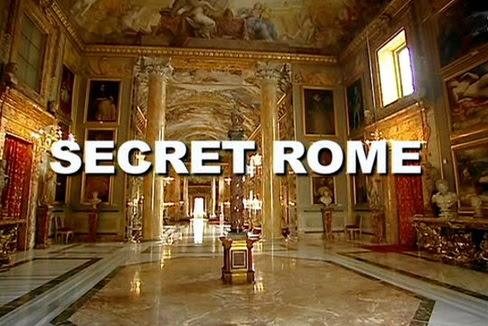 Sekrety Rzymu / Rome Secrete (2007) PL.TVRip.XviD / Lektor PL