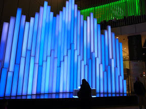 銀座ソニービルのイルミネーション2012