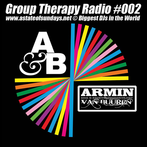 Above And Beyond Amp Armin Van Buuren Group Therapy Radio