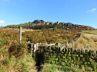 Looking Back To The Roaches
