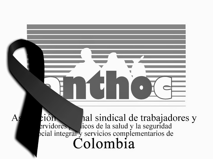 Fallece padre del compañero Emir Antonio Castillo Perea, Anthoc Chocó