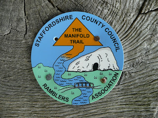 """The Manifold Trail"" sign"