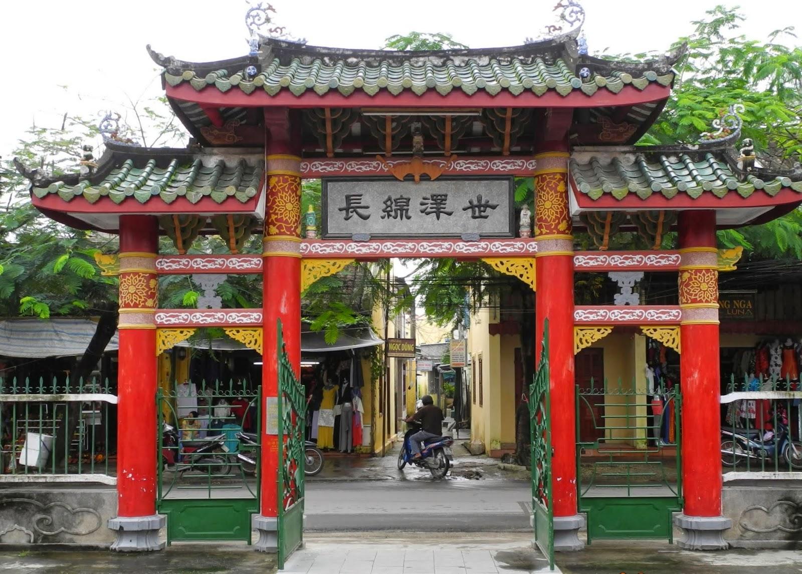 Hoi An - Trieu Chau Assembly Hall