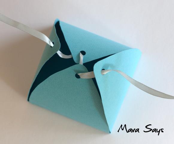 Как сделать оригинальную подарочную коробку своими руками