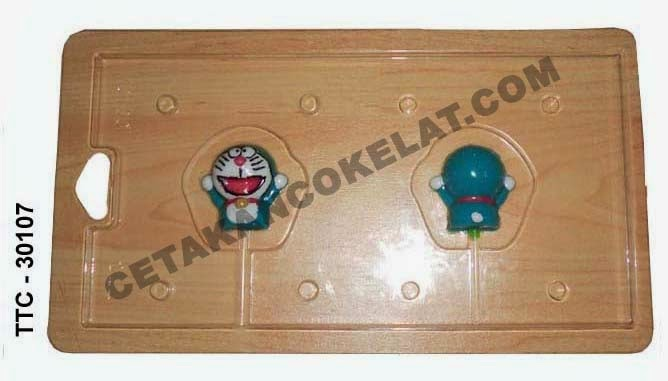 Cetakan Coklat TTC30107 Doraemon