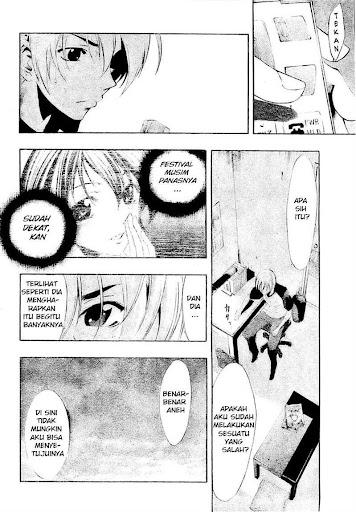 Komik kimi no iru machi 37 page 6