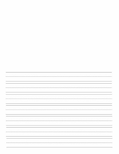 free lined paper template .