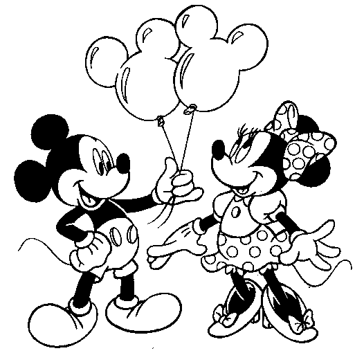 mickey mouse coloring pages free printable - Mickey Mouse Coloring Pages MomJunction