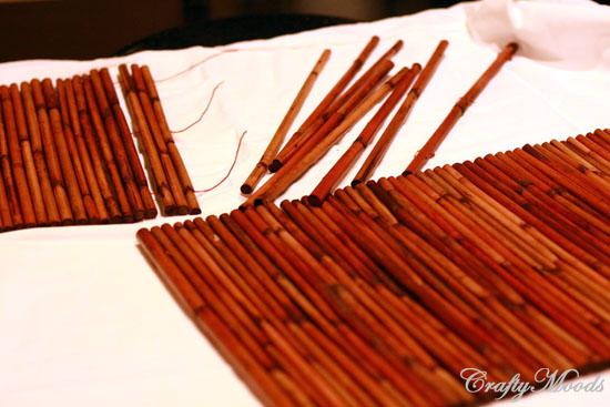 Своими руками из бамбуковых палочек 508