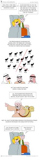 A story about camels