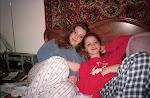 Young Mila and Sveta