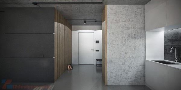 iZdesigner.com - Sử dụng màu xám trong thiết kế nội thất