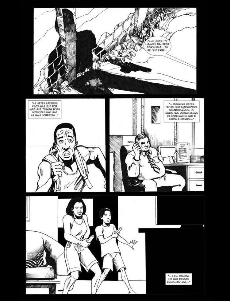 Guardião Noturno 3 - Página 19