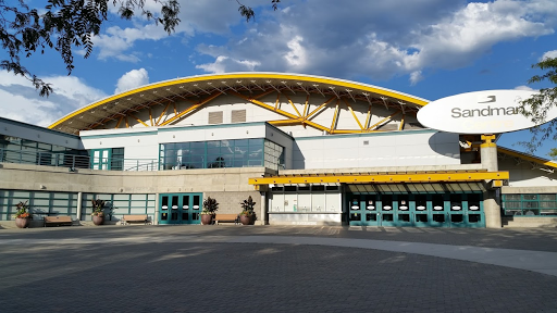 Sandman Centre, 300 Lorne St, Kamloops, BC V2C 1W3, Canada, Event Venue, state British Columbia