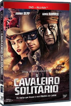 Filme Poster O Cavaleiro Solitário BDRip XviD Dual Audio & RMVB Dublado