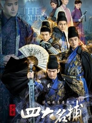Thiếu Niên Tứ Đại Danh Bổ (thuyết Minh) - The Four 2015 (2015)