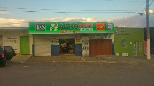 Agropoint Pet Shop, R. Alegrete, 29 - Jardim Novo Mundo, Goiânia - GO, 74715-020, Brasil, Loja_de_animais, estado Goiás