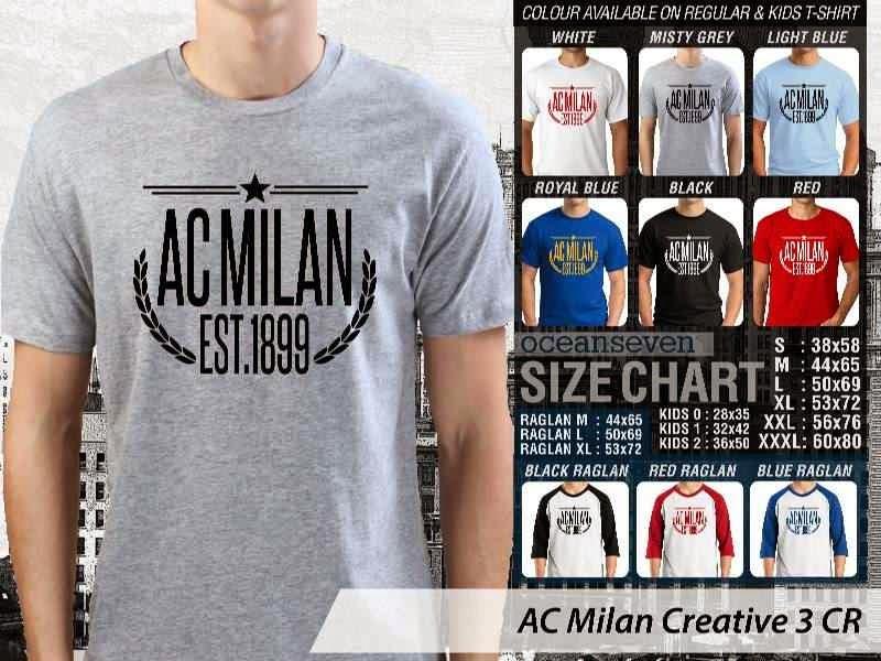 KAOS AC Milan 14 Lega Calcio distro ocean seven