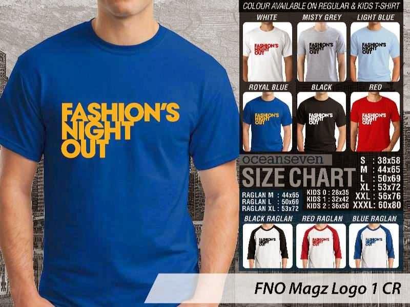Kaos Magz FNO Magz Logo 1 Majalah & Media distro ocean seven