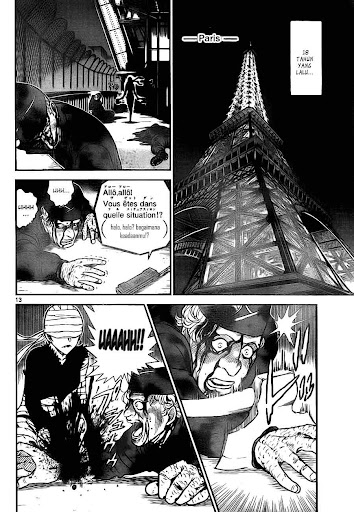 Detective Conan special magic kaito 01 page 13