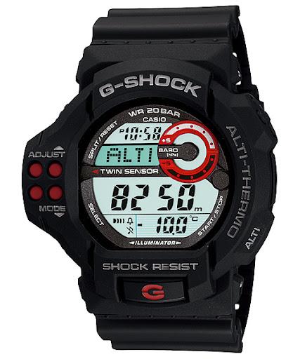 Casio G-Shock : GDF 100