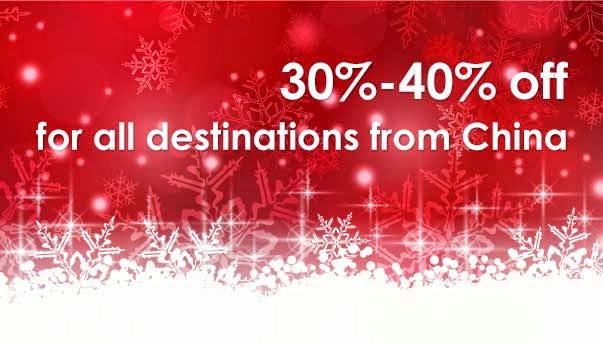 Etihad Airways阿提哈德航空平飛歐洲,「經濟客位」7折,「商務客位」6折,優惠至12月16日。