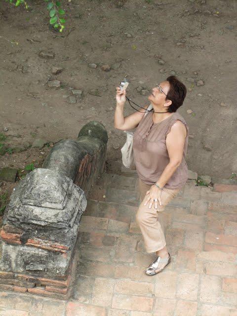 Jordi's mum