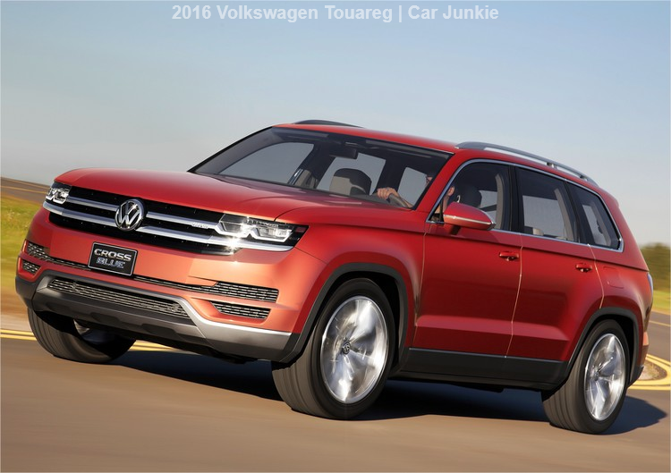2016 Volkswagen Touareg Review, Say Good Bye to Hybrid