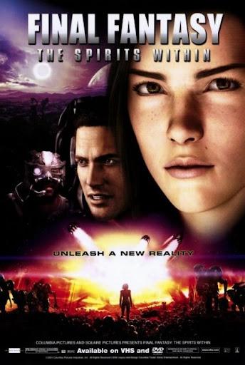 Hủy Diệt Trái Đất - Final Fantasy The Spirits Within (2001)