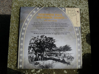 Information Board at Rievaulx Abbey