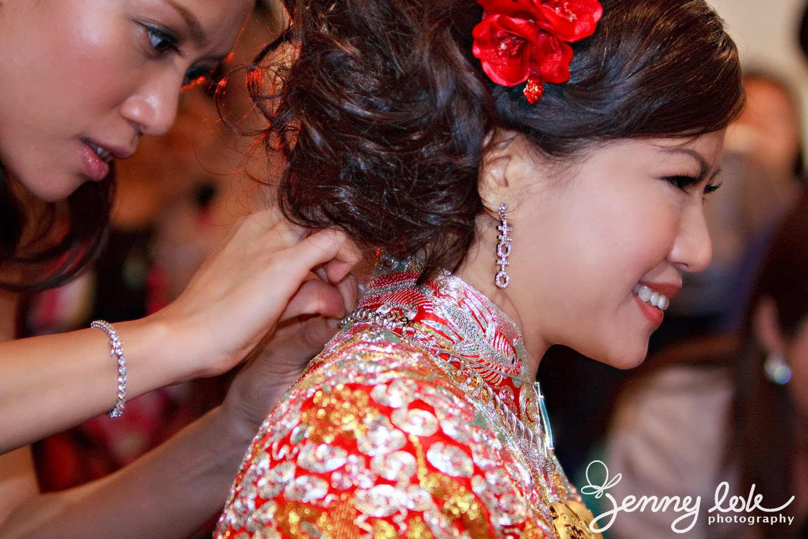 Mandi meng wedding