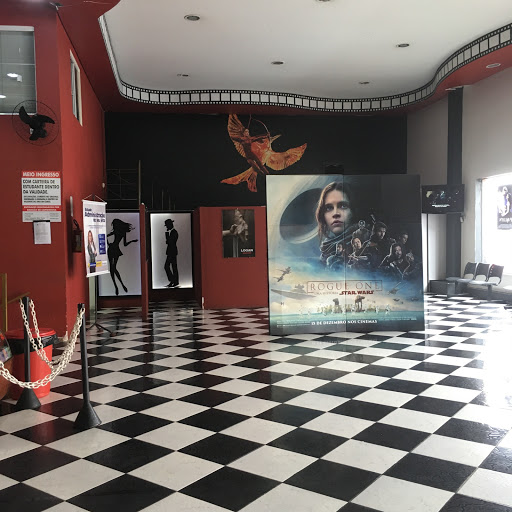 Cinema Cine XV, R. Pres. Getúlio Vargas, 1716 - Bonsucesso, Guarapuava - PR, 85045-000, Brasil, Cinema, estado Parana