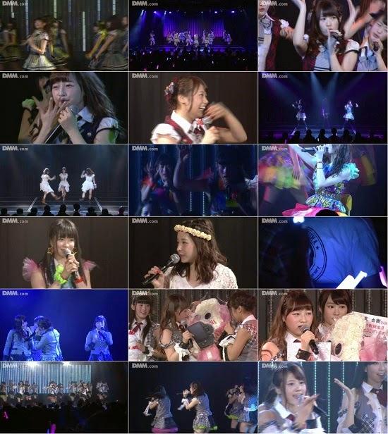 "(LIVE)(公演) NMB48 チームM ""RESET"" 東由樹の生誕祭 150219"