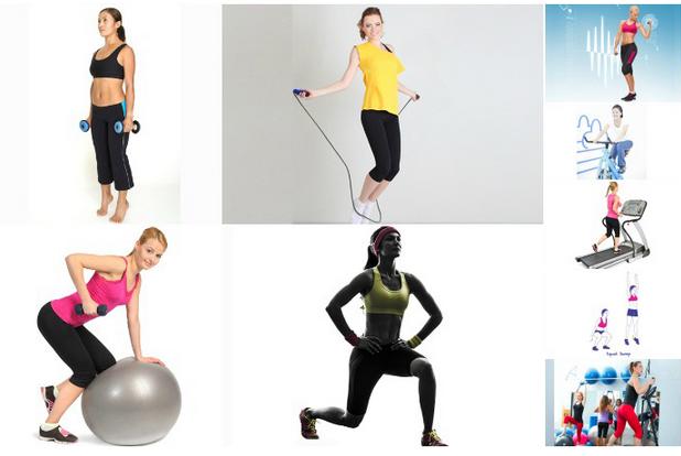 Hướng dẫn cách tập gym cho nữ giúp nàng giảm mỡ vùng eo
