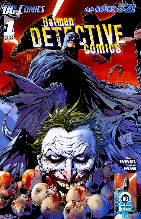 Detective Comics (Os Novos 52)