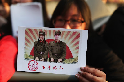 открытка сослуживцев Феттеля и Райкконена от болельщицы Vimi на Гран-при Китая 2013