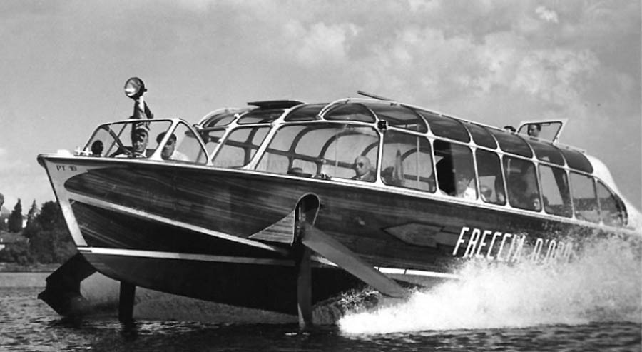 pioneer jet boat dark roasted blend the history of hydrofoils
